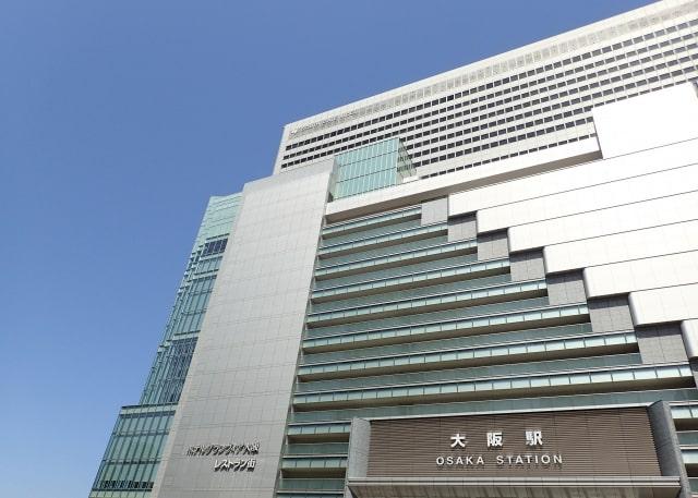 JR大阪駅の画像