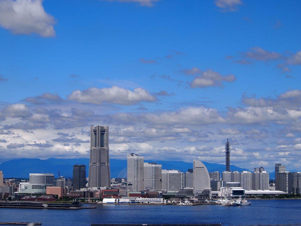 横浜(みなとみらい)の画像